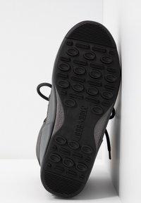 Moon Boot - LOW  WP - Zimní obuv - castlerock - 6