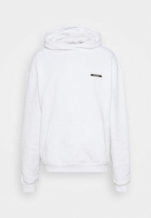 HYPNOTIC HOODIE UNISEX - Sweatshirt - white