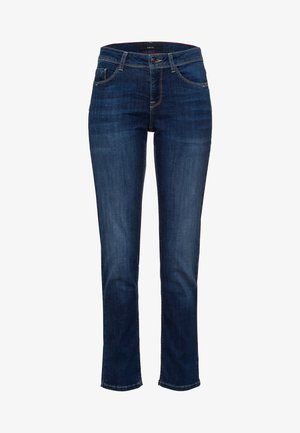 Slim fit jeans - royal blue stone wash
