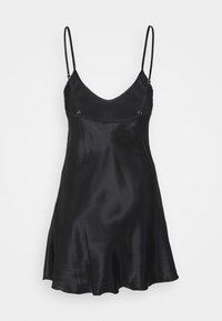 Trendyol - Nightie - black - 1