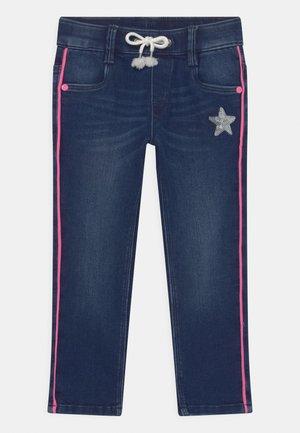 KIDS GIRLS PULL UP  - Slim fit jeans - blau