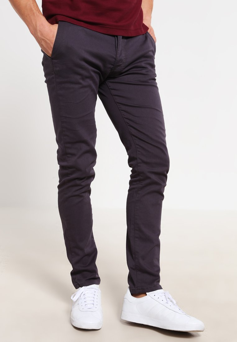 Pier One - Chinos - dark grey
