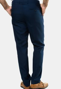 JP1880 - Pantalon de costume - stahlblau - 1