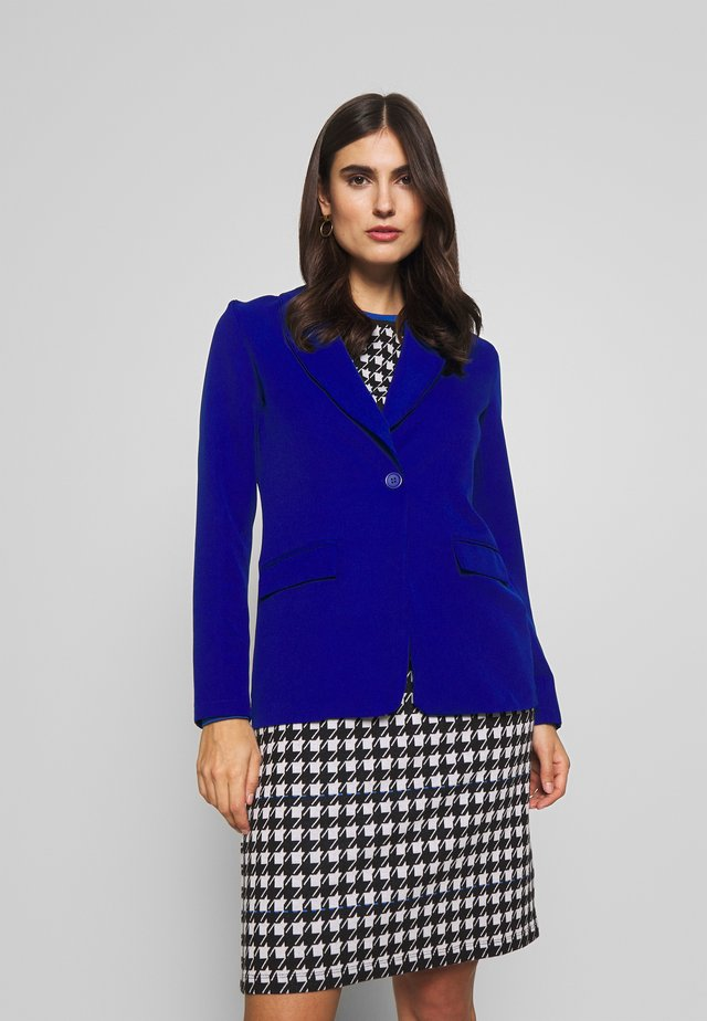 Blazer - royal blue