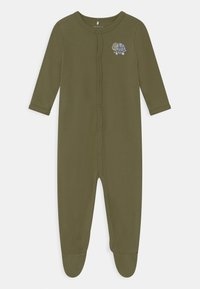 Name it - NBMNIGHTSUIT LODEN TURTLE 2 PACK - Sleep suit - loden green - 2