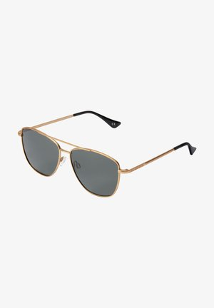 LAX POLAR - Sunglasses - gold polarized