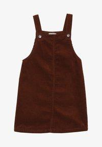 Kids ONLY - KONSHILA DRESS - Vardagsklänning - ginger bread - 2