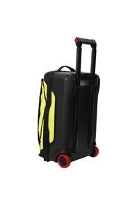 The North Face - Wheeled suitcase - sulphurspringgn/tnfblack - 1
