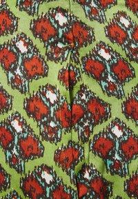 DAY Birger et Mikkelsen - HABITAT - A-line skirt - wasabi - 2