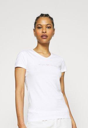Pyjama top - bianco