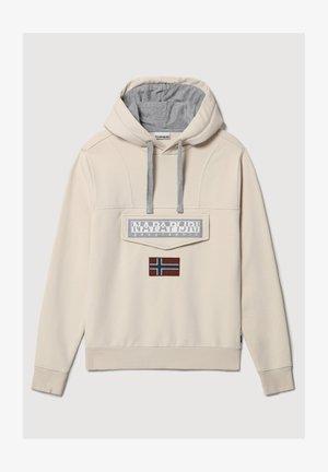 BURGEE - Sweatshirt - whitecap gray