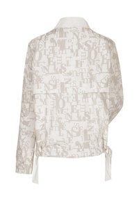 Milestone - DELORA - Summer jacket - weiß/beige - 1