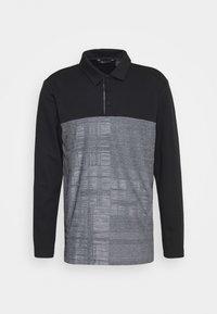 adidas Golf - ADICROSS LONG SLEEVE - Koszulka polo - black - 4