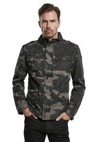 Brandit - BRITANNIA  - Outdoor jacket - darkcamo - 4