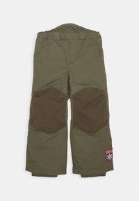 Finkid - ROMPPA PLUS UNISEX - Snow pants - ivy green - 2