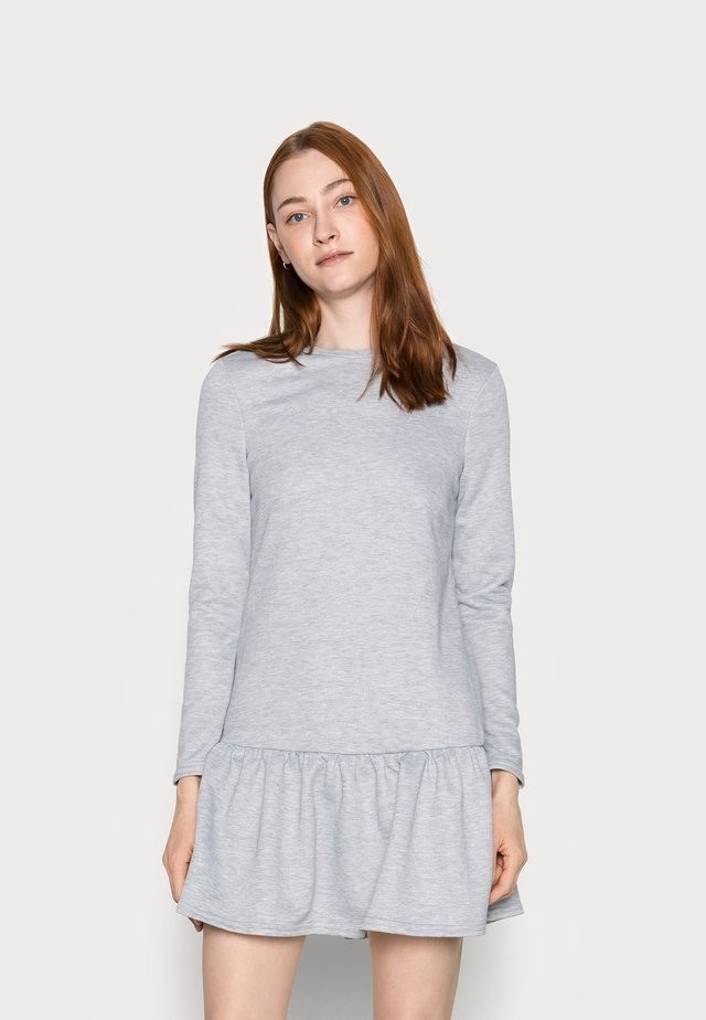 DROP RESS - Robe d'été - grey niu