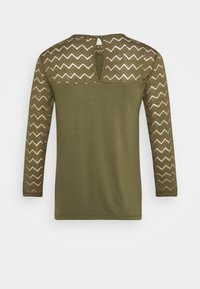 Anna Field - Long sleeved top - olive - 7