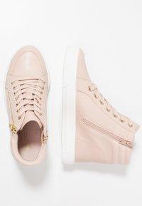 ALDO - AELADDA - Sneakers high - light pink - 3