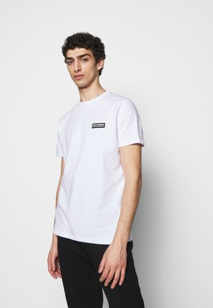 CREWNECK - Basic T-shirt - white