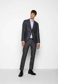 Tiger of Sweden - TORD - Suit trousers - shady blue - 1