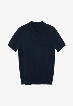 TECHNOP - Polo shirt - marineblauw