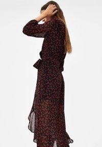 Bershka - Maxi dress - black - 2