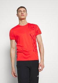 La Sportiva - LEAD - T-shirt z nadrukiem - poppy - 2