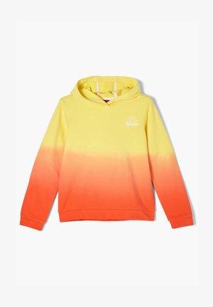 Hoodie - orange gradient