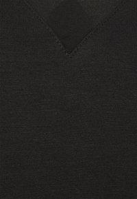 Anna Field - Camiseta básica - black - 2