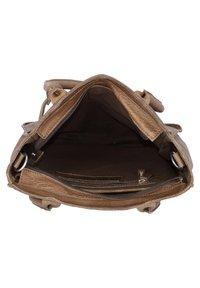 Cowboysbag - LAPTOPFACH - Tote bag - storm grey - 5