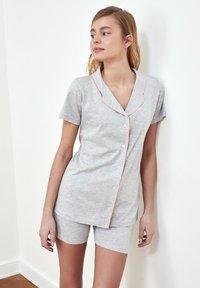 Trendyol - Pyjama set - grey - 3