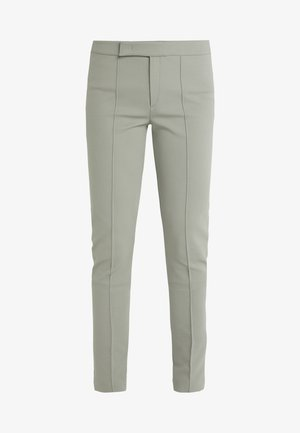 PANTS - Trousers - soft green