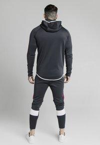 SIKSILK - ADVANCED TECH - Zip-up hoodie - midnight grey - 2