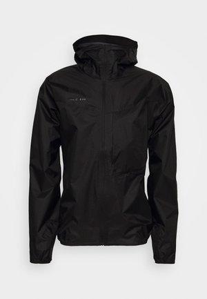 KENTO - Hardshell jacket - black