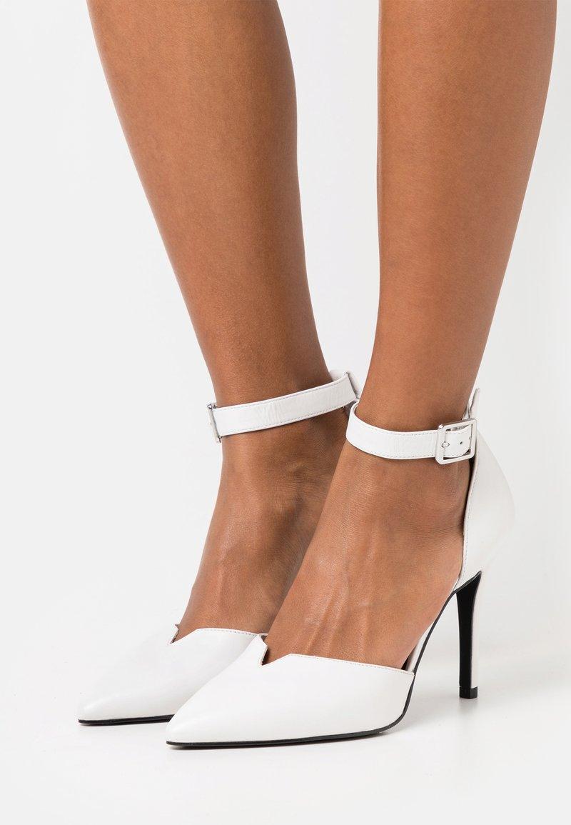Tamaris - High heels - white