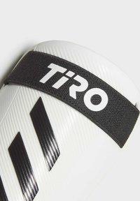 adidas Performance - TIRO TRAINING SHIN GUARDS - Benskinner - black - 1