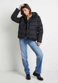 Pepe Jeans - DUA LIPA X PEPE JEANS - Vinterjakke - black - 1
