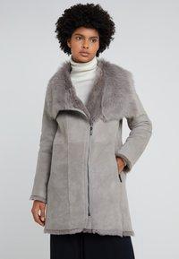 STUDIO ID - CLASSIC COAT - Zimní kabát - tempeste - 0