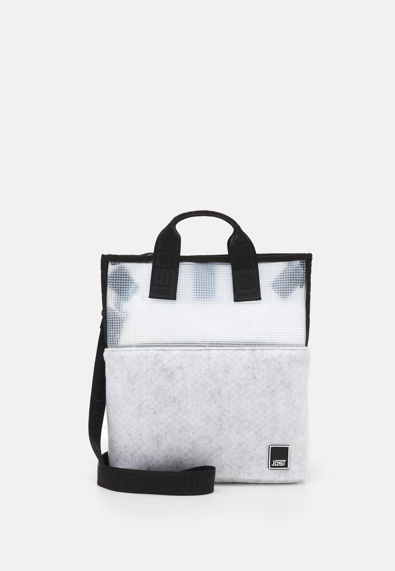 Jost - UMEA - Käsilaukku - white
