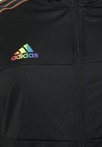 adidas Performance - TIRO PRIDE - Training jacket - black - 2