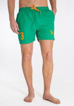Surfshorts - golf green