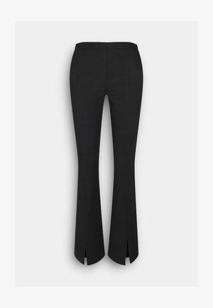 SANSAH PANTS - Trousers - black