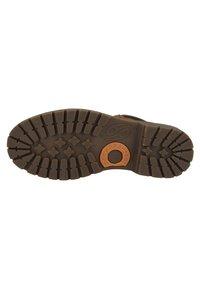Dockers by Gerli - Šněrovací kotníkové boty - brown - 3