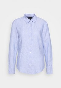 PERFECT IN BAIRD - Button-down blouse - french blue