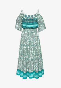 LASCANA - Maxi dress - grün-bedruckt - 0