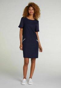 Oui - Jersey dress - nightsky - 1