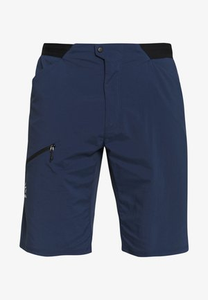 L.I.M FUSE - Outdoor Shorts - tarn blue