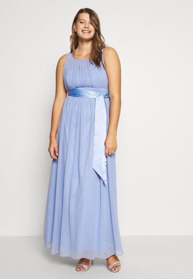 NATALIE MAXI - Festklänning - cornflower
