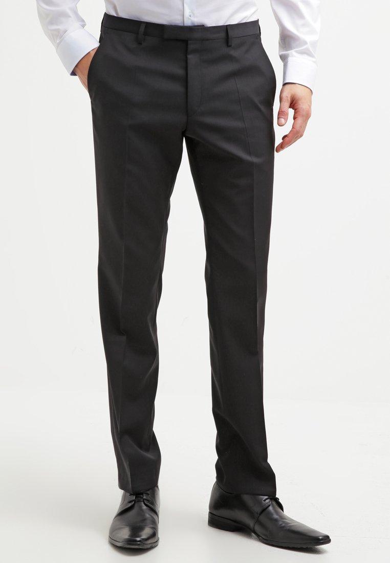 Bugatti - Suit trousers - black