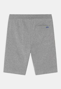 Jack & Jones Junior - JJISIDESHARK  - Shorts - light grey melange - 1